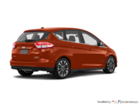 2018 Ford C-MAX HYBRID TITANIUM | Photo 2 | Hot Pepper Red Tinted Clearcoat