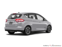 2018 Ford C-MAX HYBRID TITANIUM | Photo 2 | Ingot Silver Metallic