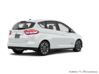 2018 Ford C-MAX HYBRID TITANIUM | Photo 2 | Oxford White