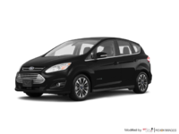 2018 Ford C-MAX HYBRID TITANIUM | Photo 3 | Shadow Black