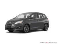 2018 Ford C-MAX HYBRID TITANIUM | Photo 3 | Magnetic Metallic