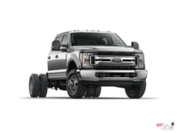 2018 Ford Chassis Cab F-350 XLT | Photo 3 | Ingot Silver