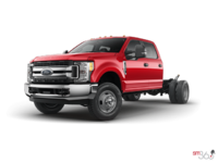 2018 Ford Chassis Cab F-350 XLT | Photo 1 | Race Red