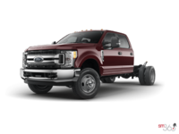 2018 Ford Chassis Cab F-350 XLT | Photo 1 | Magma Red