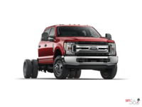 2018 Ford Chassis Cab F-350 XLT | Photo 3 | Ruby Red