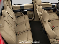 2018 Ford Chassis Cab F-350 XLT | Photo 2 | Camel Cloth Luxury Captain's Chairs (2A)