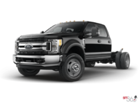 2018 Ford Chassis Cab F-450 XLT | Photo 1 | Shadow Black