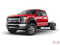 2018 Ford Chassis Cab F-450 XLT | Photo 1 | Race Red