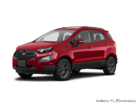 2018 Ford Ecosport SES | Photo 3 | Ruby Red Metallic