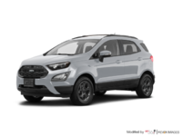 2018 Ford Ecosport SES | Photo 3 | Moondust Silver