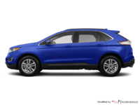 2018 Ford Edge SEL | Photo 1 | Lightning Blue