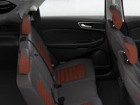 2018 Ford Edge SEL | Photo 2 | Mayan Grey/Umber Cloth w/Miko Inserts