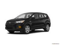 2018 Ford Escape S | Photo 3 | Shadow Black