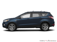 2018 Ford Escape TITANIUM | Photo 1 | blue metallic