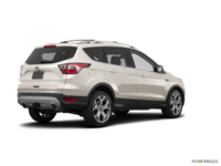 2018 Ford Escape TITANIUM | Photo 2 | White Gold