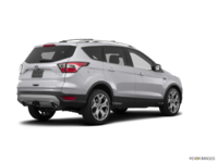 2018 Ford Escape TITANIUM | Photo 2 | Ingot silver
