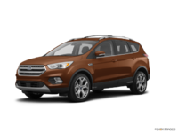 2018 Ford Escape TITANIUM | Photo 3 | Cinnamon Glaze