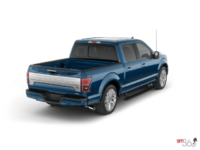 2018 Ford F-150 LIMITED | Photo 2 | Blue Jeans Metallic