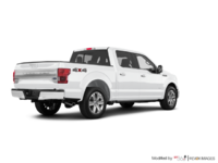 2018 Ford F-150 PLATINUM | Photo 2 | White Platinum Metallic