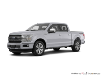 2018 Ford F-150 PLATINUM | Photo 3 | Ingot Silver metallic