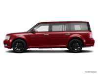 2018 Ford Flex SEL | Photo 1 | Ruby Red