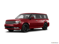 2018 Ford Flex SEL | Photo 3 | Ruby Red