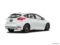 2018 Ford Focus Hatchback SE | Photo 2 | Oxford White
