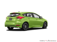 2018 Ford Focus Hatchback SE | Photo 2 | Outrageous Green Metallic