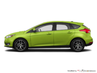 2018 Ford Focus Hatchback SEL | Photo 1 | Outrageous Green Metallic