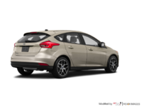 2018 Ford Focus Hatchback SEL | Photo 2 | White Gold