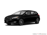 2018 Ford Focus Hatchback SEL | Photo 3 | Shadow Black