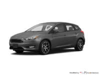 2018 Ford Focus Hatchback SEL | Photo 3 | Magnetic Metallic