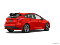 2018 Ford Focus Hatchback ST | Photo 2 | Hot Pepper Red Metallic