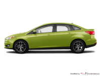 2018 Ford Focus Sedan SE | Photo 1 | Outrageous Green Metallic