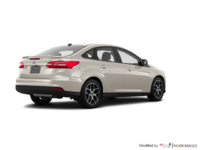 2018 Ford Focus Sedan SE | Photo 2 | White Gold