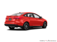 2018 Ford Focus Sedan SE | Photo 2 | Hot Pepper Red Metallic