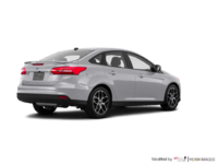 2018 Ford Focus Sedan SE | Photo 2 | Ingot Silver Metallic