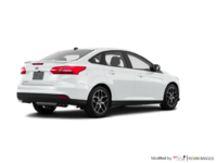 2018 Ford Focus Sedan SE | Photo 2 | Oxford White