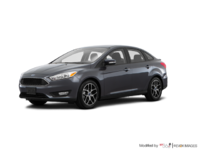2018 Ford Focus Sedan SE | Photo 3 | Magnetic Metallic