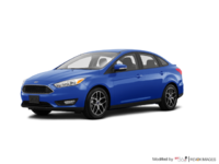 2018 Ford Focus Sedan SE | Photo 3 | Lightning Blue
