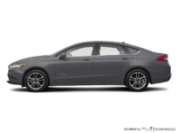 2018 Ford Fusion Hybrid SE | Photo 1 | Magnetic