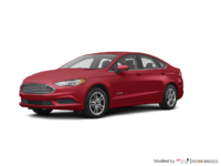 2018 Ford Fusion Hybrid SE | Photo 3 | Ruby Red