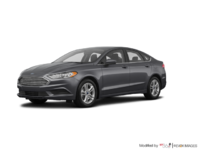 2018 Ford Fusion S | Photo 3 | Magnetic