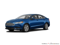 2018 Ford Fusion S | Photo 3 | Lightning Blue