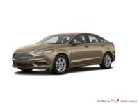 2018 Ford Fusion S | Photo 3 | White Gold