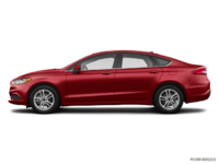 2018 Ford Fusion SE | Photo 1 | Ruby Red