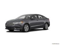 2018 Ford Fusion SE | Photo 3 | Magnetic
