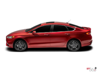 2018 Ford Fusion SPORT | Photo 1 | Ruby Red