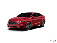 2018 Ford Fusion SPORT | Photo 3 | Ruby Red