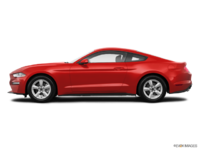 2018 Ford Mustang EcoBoost Fastback | Photo 1 | Race Red